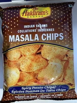 HALDIRAM'S MASALA CHIPS 80GM