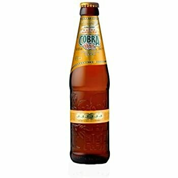 COBRA BEER 330ML