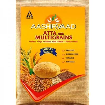 AASHIRVAAD MULTIGRAINS ATTA 10KG (EXPORT PACK)