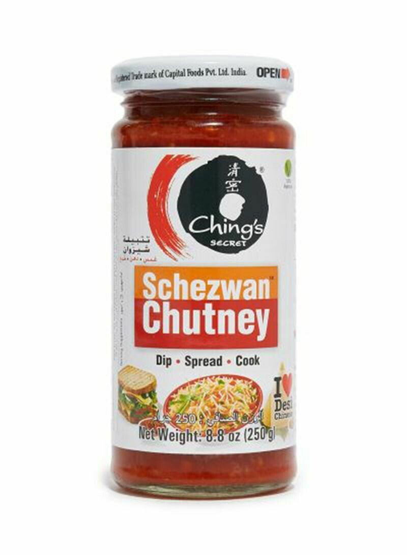CHINGS SCHEZWAN CHUTNEY 250GM