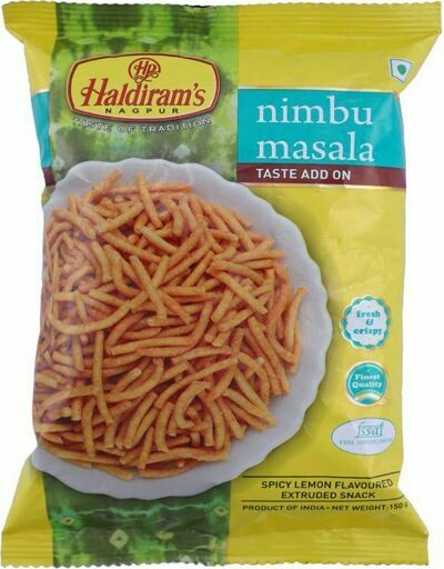 HALDIRAM'S NIMBOO MASALA 150GM