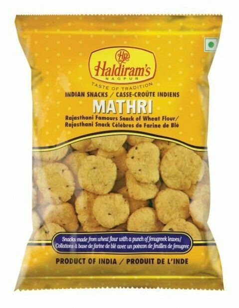 HALDIRAM'S MATHRI 150GM