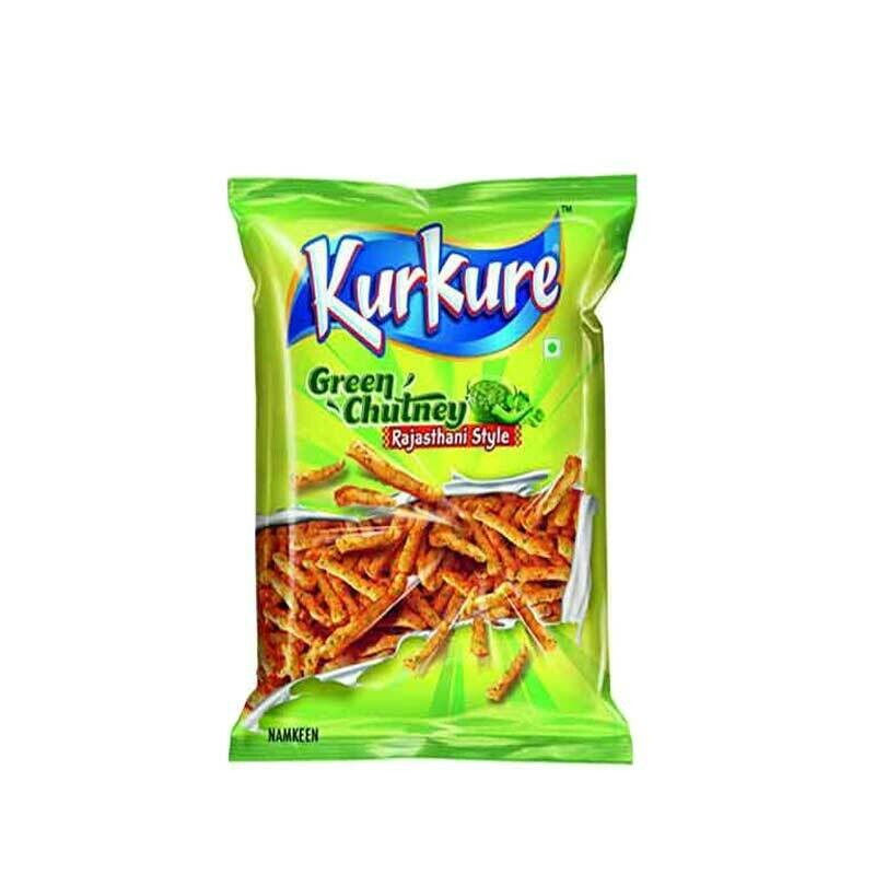 KURKURE GREEN CHUTNEY 90GM
