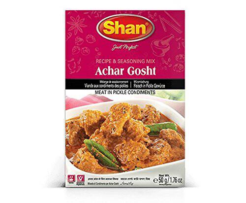 SHAN ACHAR GOSHT CURRY 50GM