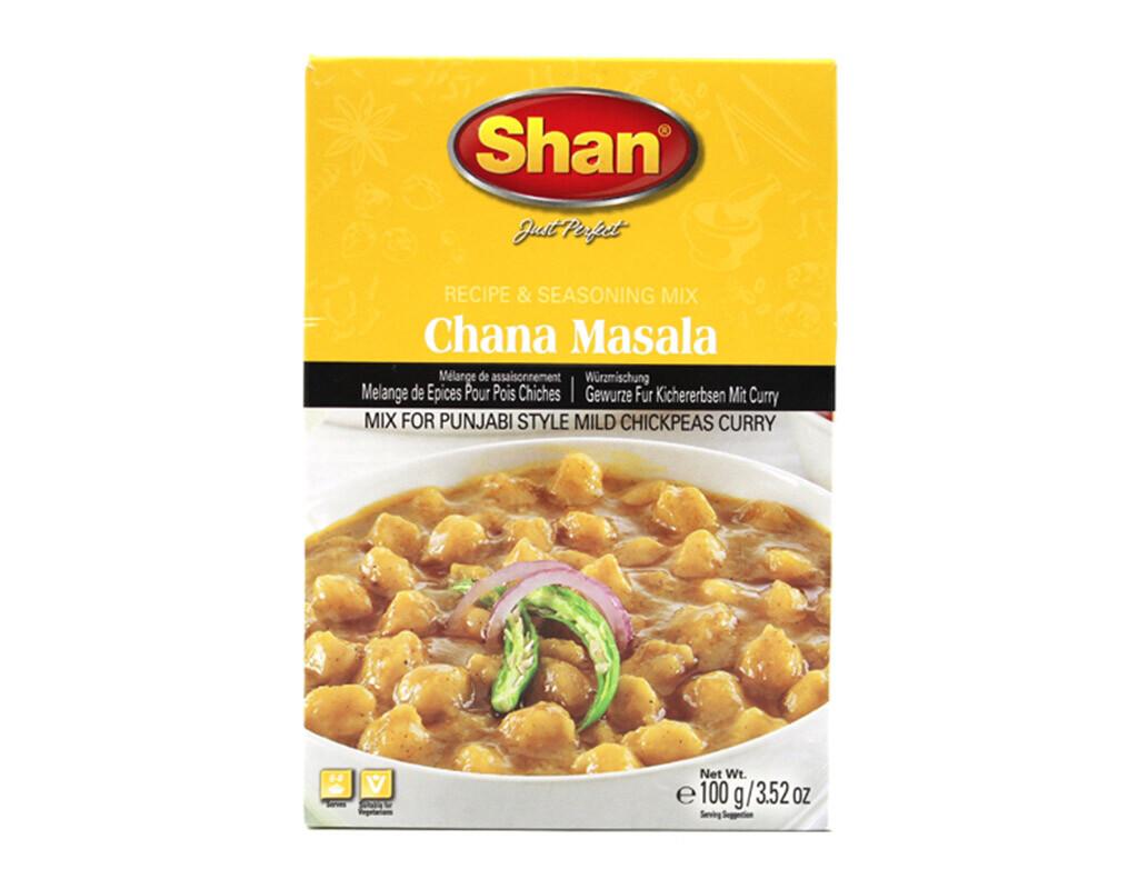 SHAN CHANA MASALA 100GM