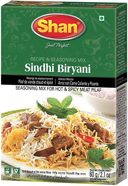 SHAN SINDHI BIRYANI 60GM