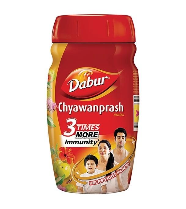 DABUR CHYAWANPRASH 500GM+75GM