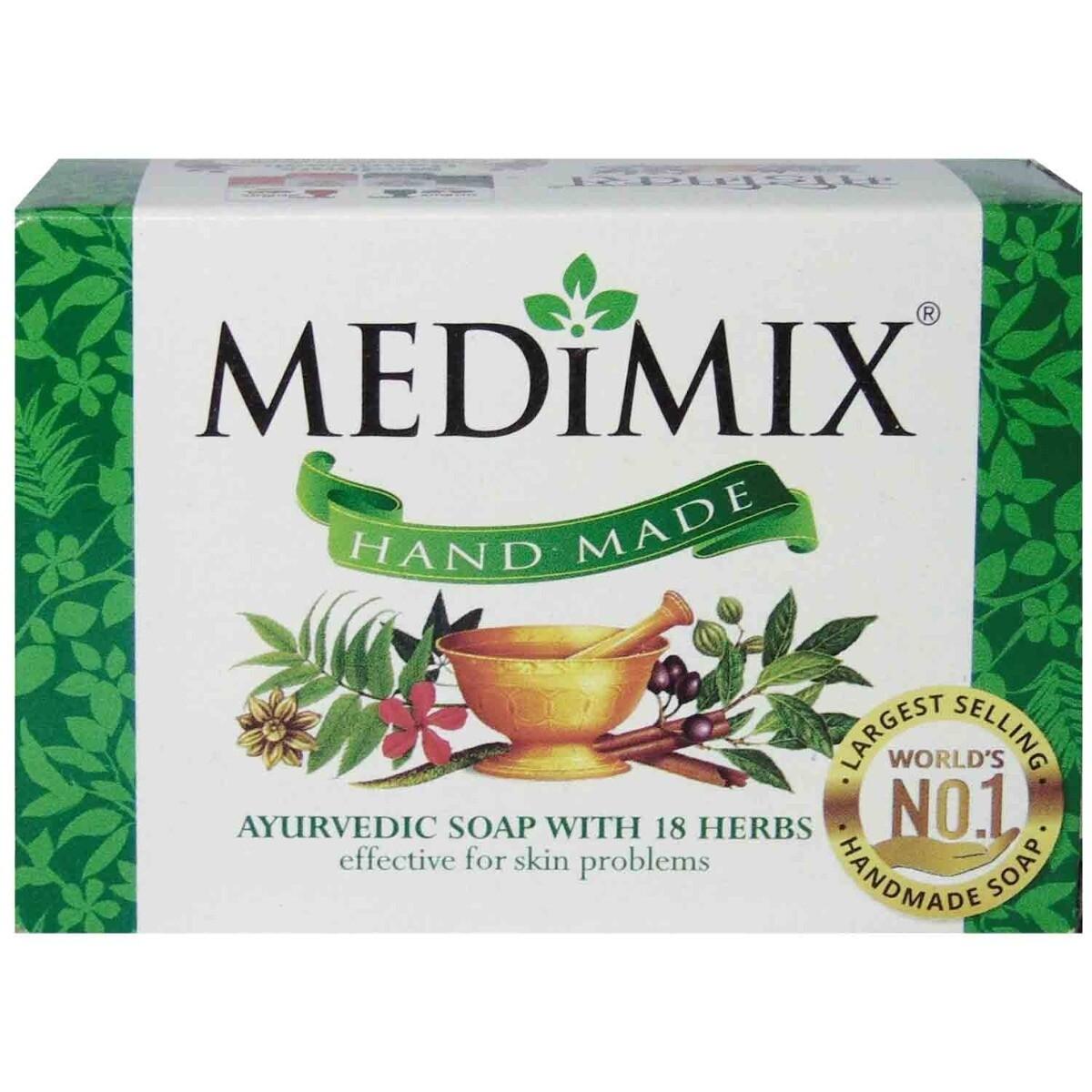 MEDIMIX SOAP 125GM