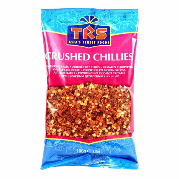 TRS CHILLI CRUSHED EX HOT 100GM