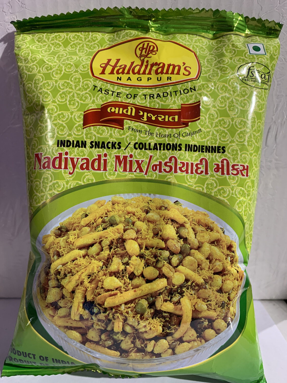 HALDIRAM'S NADYADI MIXTURE 150GM