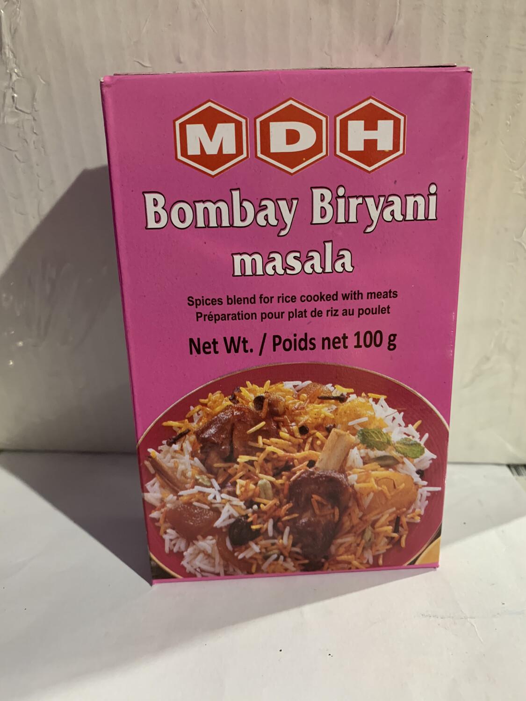 MDH BOMBAY BIRYANI MASALA 100GM