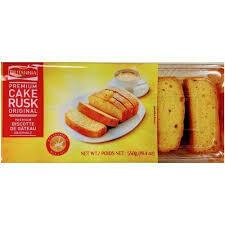 BRITANNIA CAKE RUSK 550GM