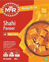 MTR READY TO EAT SHAHI PANEER