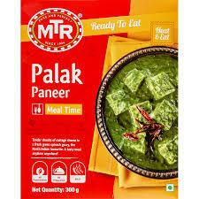 MTR PALAK PANEER