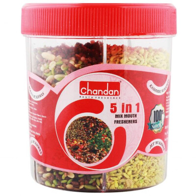 CHANDAN MUKHWAS 5 IN 1 230GM