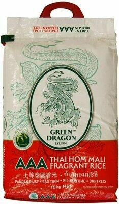 GREEN DRAGON RICE 10KG