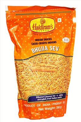 HALDIRAM'S BHUJIA SEV 350GM(BIG)