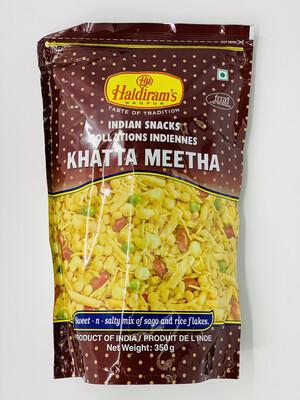 HALDIRAM'S KHATTA MEETHA 350GM(BIG)