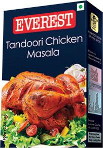 EVEREST TANDOORI CHICKEN MASALA 100GM
