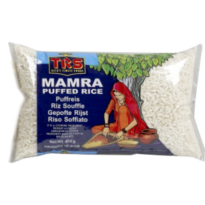 TRS PUFFED RICE (MAMRA) 400GM
