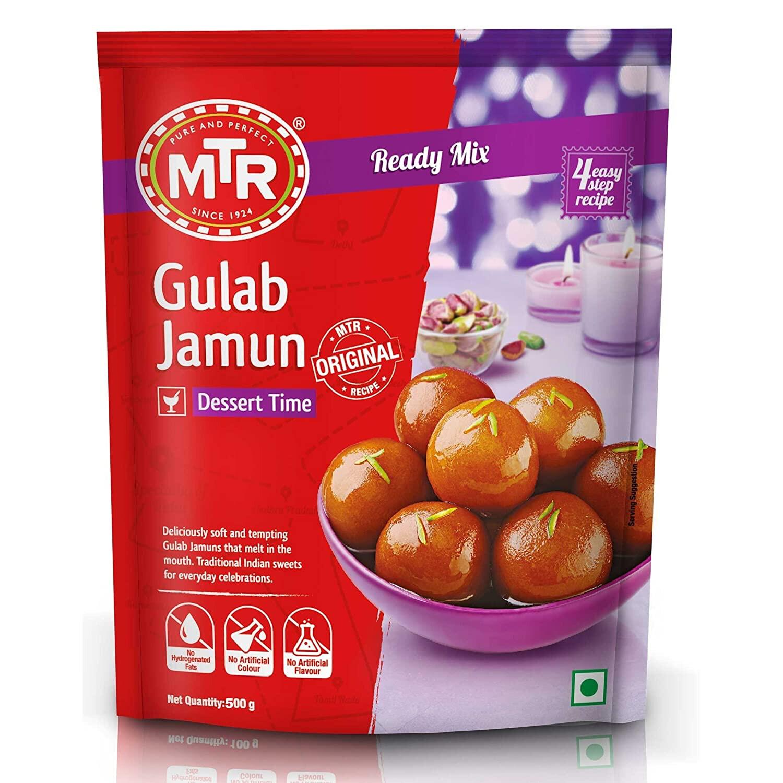 MTR GULAB JAMUN MIX 500GM