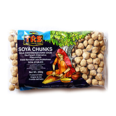 TRS SOYA CHUNKS 250GM