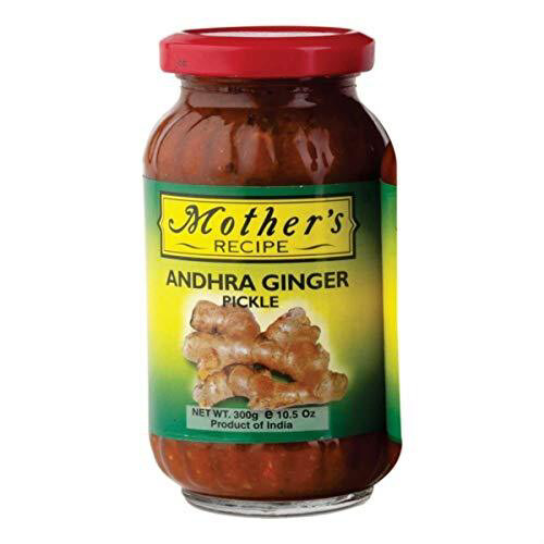 MOTHER'S ANDHRA GINGER PICKLE 300GM