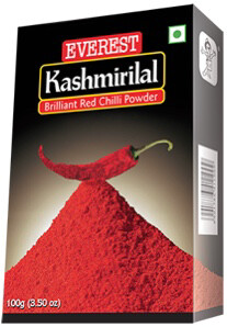 EVEREST KASHMIRI LAL CHILLI POWDER 100GM