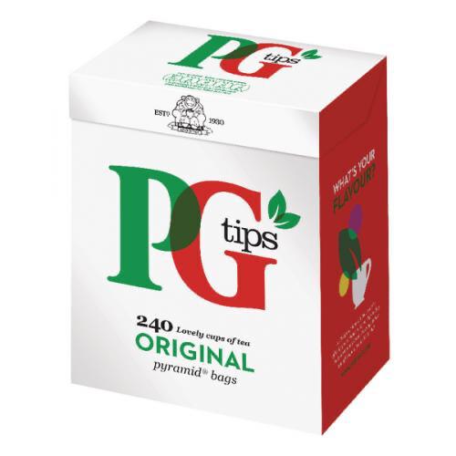 PG TEA BAGS (240ST)