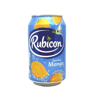 RUBICON MANGO SPARKLING 33CL