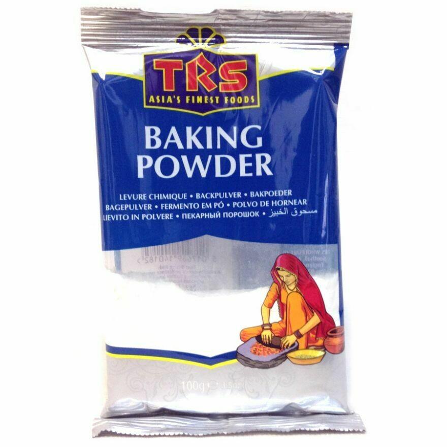 TRS BAKING POWDER 100GM