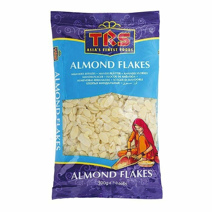 TRS ALMOND FLAKES 300GM