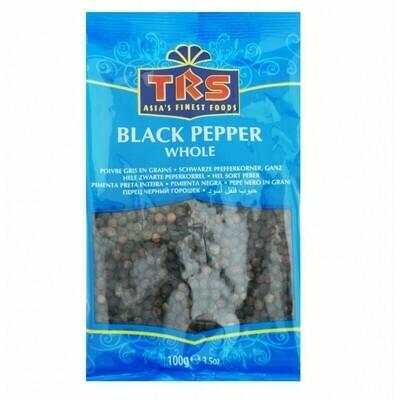 TRS BLACK PEPPER WHOLE 100GM