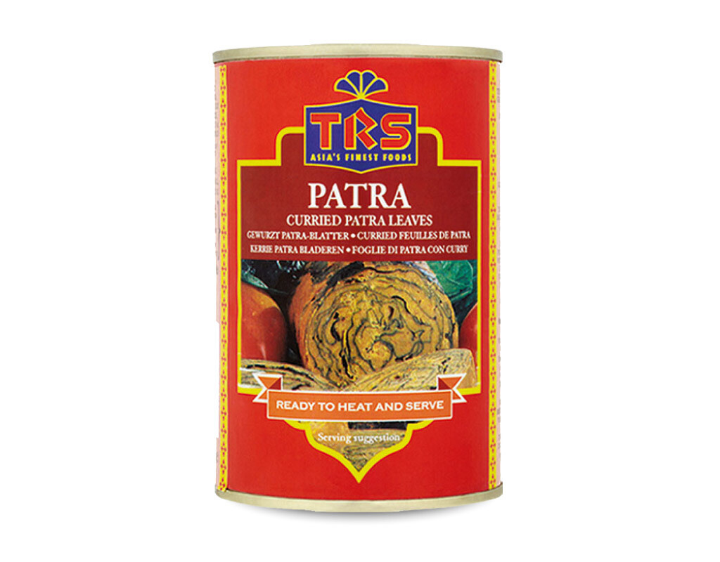 TRS CANNED PATRA 400GM