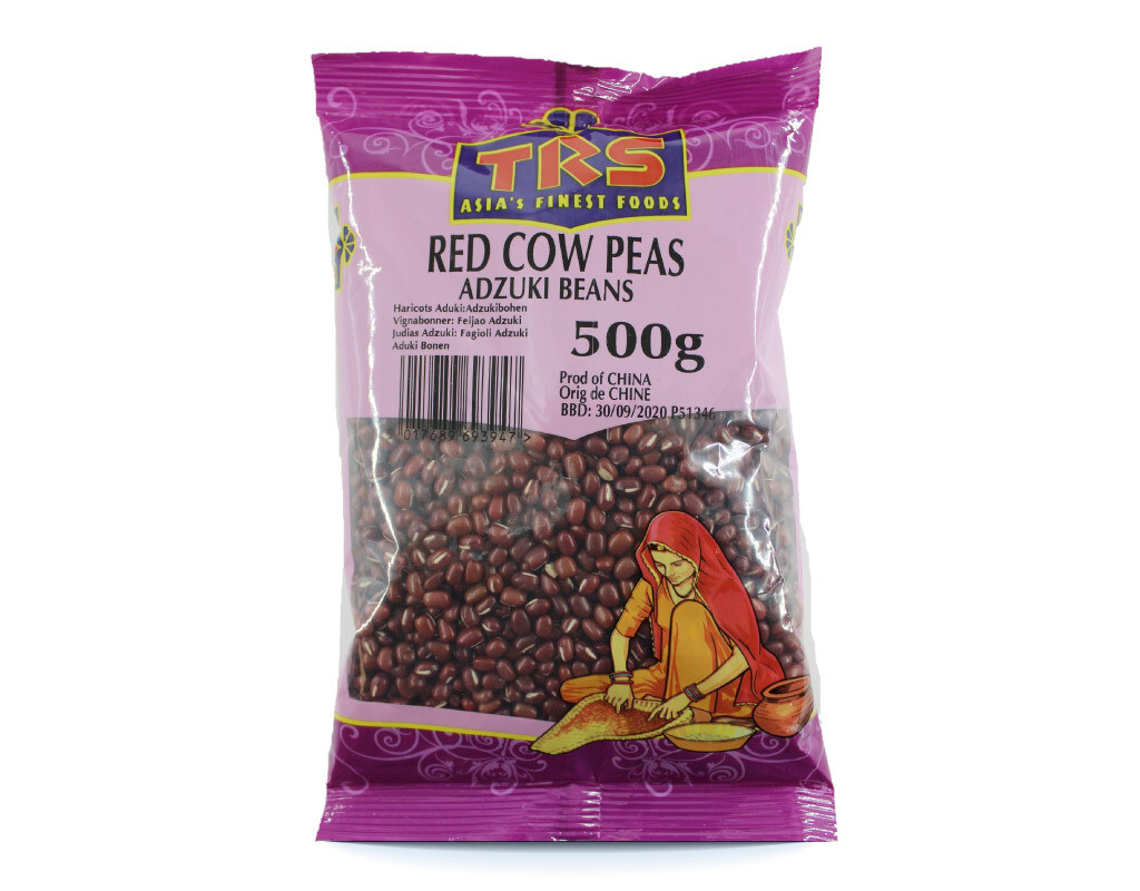 TRS COW PEAS RED 500GM