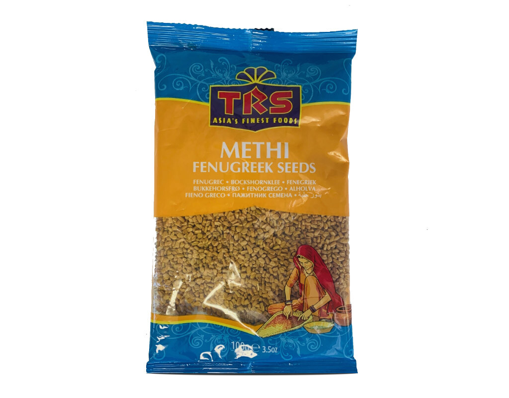 TRS METHI SEEDS FENUGREEK 100GM