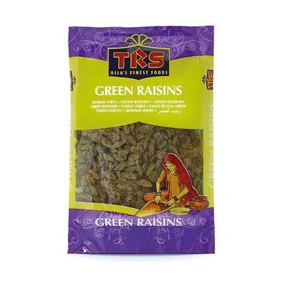 TRS RAISINS GREEN 100GM