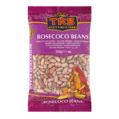 TRS ROSECOCO BEANS 500GM