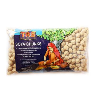 TRS SOYA CHUNKS 500GM