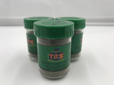 TRS GREEN FOOD COLOR 25GM