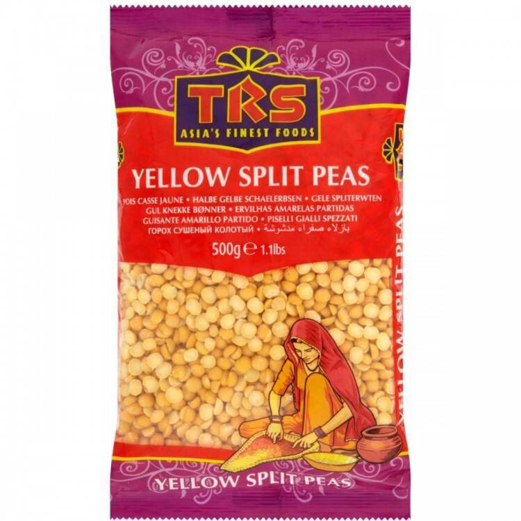 TRS SPLIT PEAS YELLOW 500GM