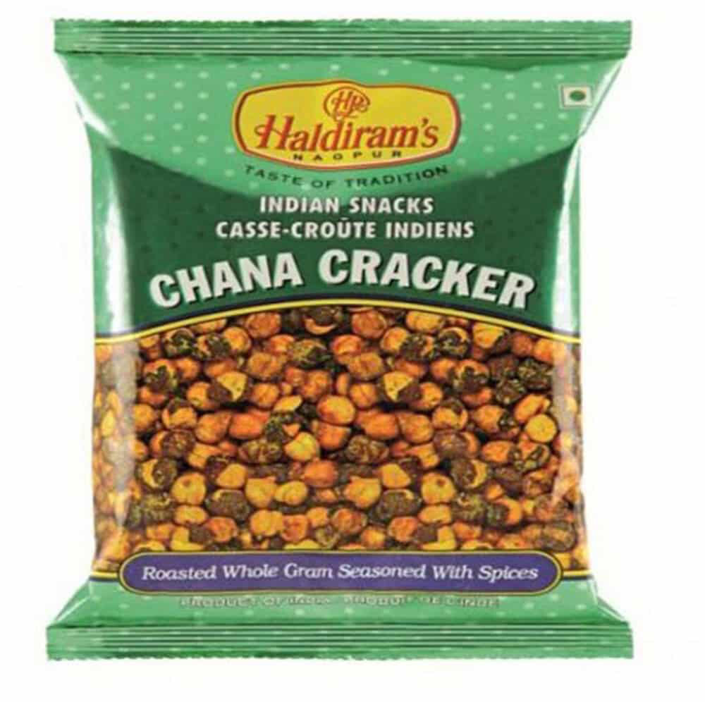 HALDIRAM'S BOMBAY CHANA CRACKER 150GM