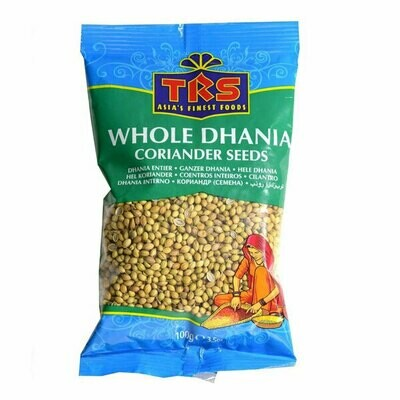 TRS DHANIA WHOLE 100GM