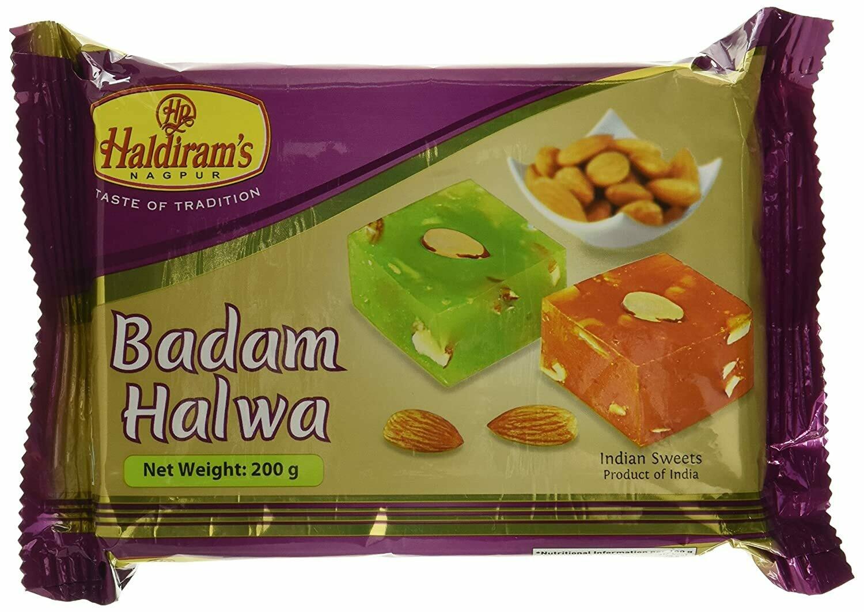 HALDIRAM'S HALWA BADAM 200GM