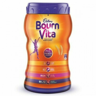 CADBURY BOURNVITA 200GM