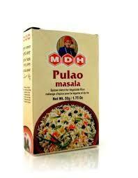 MDH PULAO MASALA 100GM