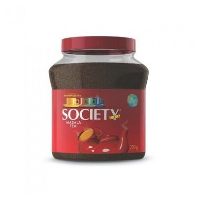 RED JAR SOCIETY MASALA TEA 250GM