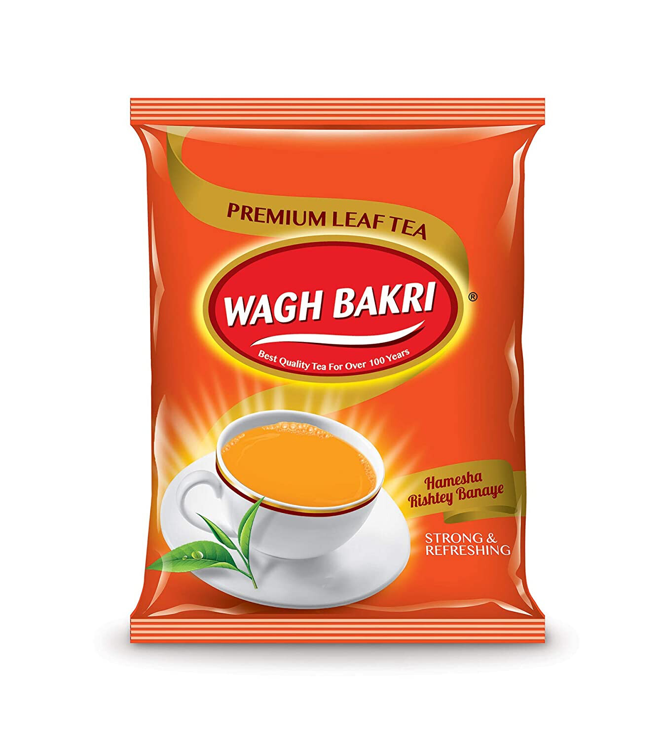 WAGHBAKRI LOOSE TEA 250GM