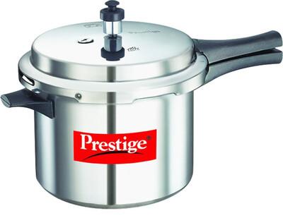 PRESTIGE PRESSURE COOKER 5L (GAS + INDUCTION)