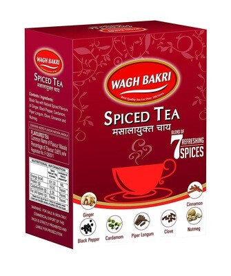 WAGHBAKRI SPICED TEA 250GM